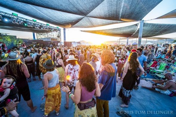 Joshua Tree Music Festival 2015