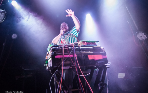Best Live Music Acts of 2015 #10 - Dan Deacon
