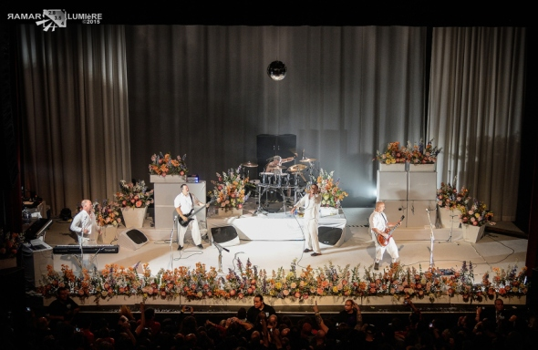 Best Live Music Acts of 2015 #20 - Faith No More
