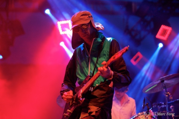 Best Live Music Acts of 2015 #21 - Deerhunter