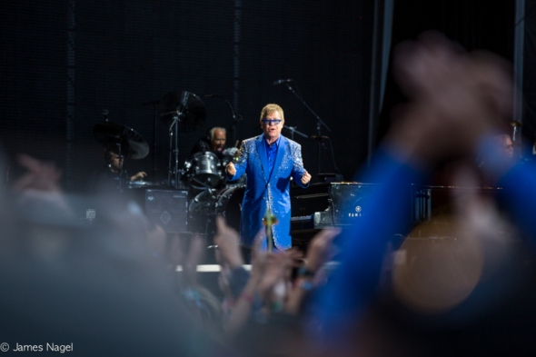 Best Live Music Acts of 2015 #5 - Elton John