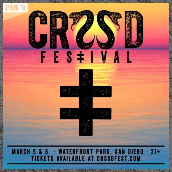 CRSSD Festival Spring 2016