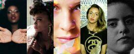 NAO, Andra Day, Zara Larsson, Tala & Kiiara