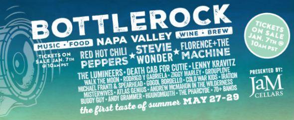 BottleRock Napa 2016