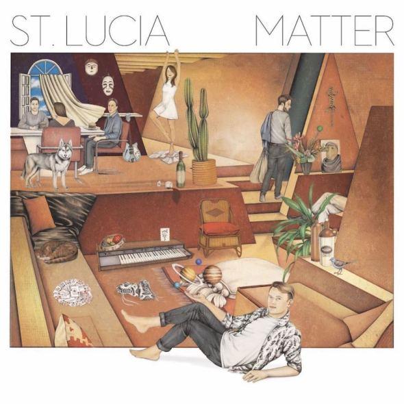 St. Lucia - Matter