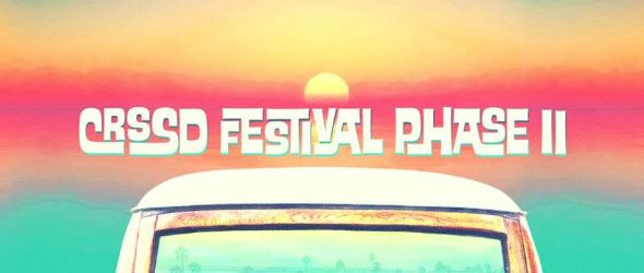 CRSSD Festival 2016 Phase II lineup