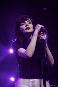 CHVRCHES at Fox Theater Oakland - 04.19.16