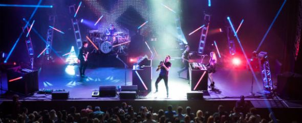 M83 at Fox Theater Oakland