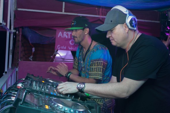 Boogaloo Mountain Jam 2016 - DJ Dan