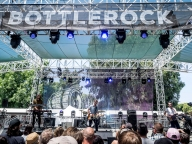 BottleRock Napa Valley 2016 - The Moth & The Flame