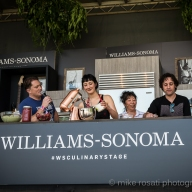 BottleRock Napa Valley 2016 - Williams-Sonoma Culinary Stage - American Pie