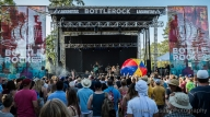 BottleRock Napa Valley 2016 - Black Pistol Fire