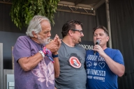 BottleRock Napa Valley 2016 - Williams-Sonoma Culinary Stage - Cheech & Chong
