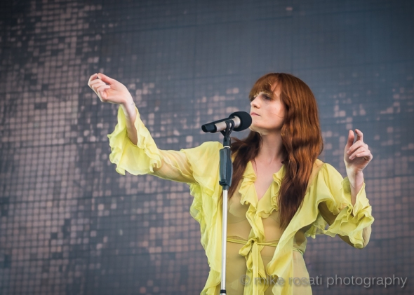 BottleRock Napa Valley 2016 - Florence & the Machine