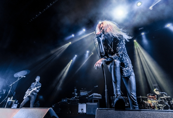 Top 10 shows of 2016 - The Kills