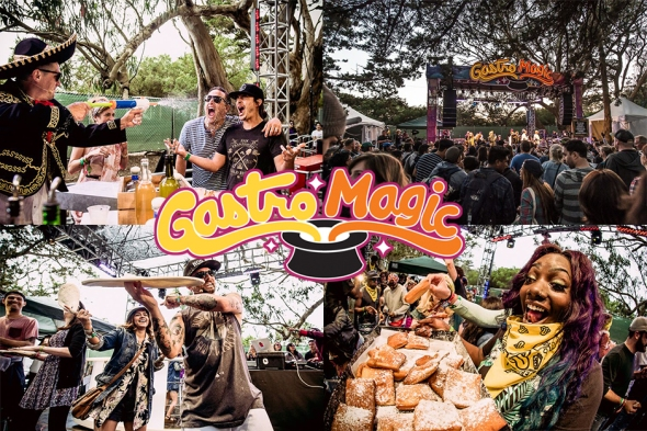 Outside Lands 2016 - GastroMagic