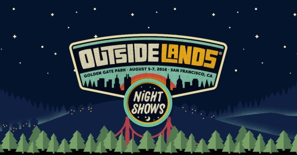 Outside Lands 2016 - Night Shows