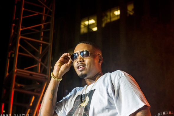 Sound in Focus - Nas