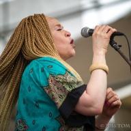 Waterfront Blues Festival 2016 - LaRhonda Steele