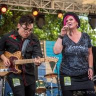 Waterfront Blues Festival 2016 - Karen Lovely