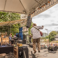 Waterfront Blues Festival 2016 - Aki Kumar