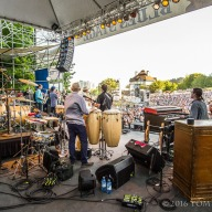 Waterfront Blues Festival 2016 - Polyrhythmics