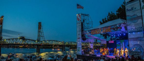 Waterfront Blues Festival 2016