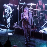 Chuck Mosley with Faith No More