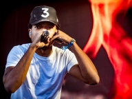 Outside Lands 2016 - Chance the Rapper