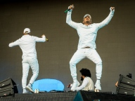 Outside Lands 2016 - Major Lazer