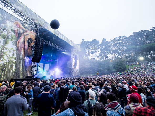 Outside Lands 2016 - Beach House
