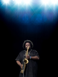 Outside Lands 2016 - Kamasi Washington