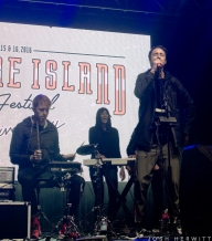 Treasure Island Music Festival 2016 - How to Dress Well