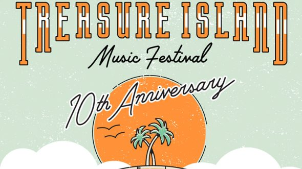 Treasure Island Music Festival 2016