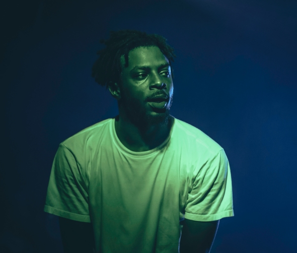 Isaiah rashad makes a statement at echoplex while giving fans a isaiah rashad by joseph gray altavistaventures Gallery