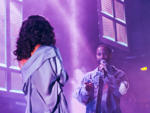 Jhené Aiko with Big Sean
