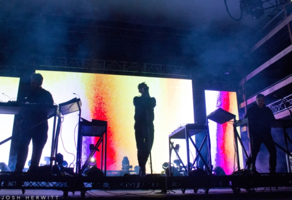 Best Live Music Acts of 2015 #10 - Moderat