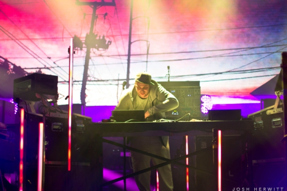 Best Live Music Acts of 2015 #12 - Pretty Lights