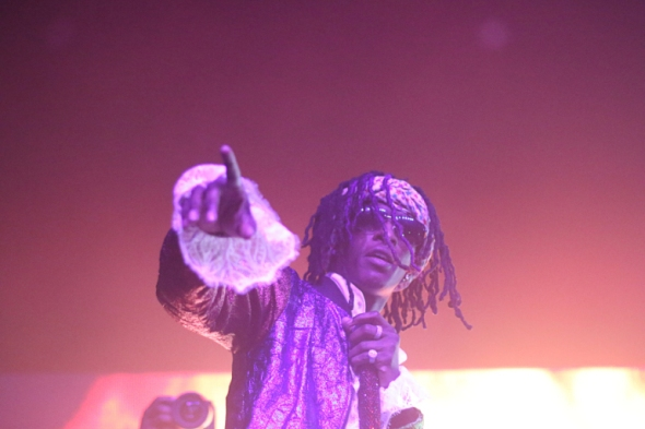 Best Live Music Acts of 2015 #13 - Young Thug