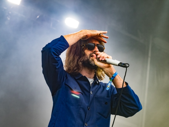 Best Live Music Acts of 2015 #14 - Miike Snow