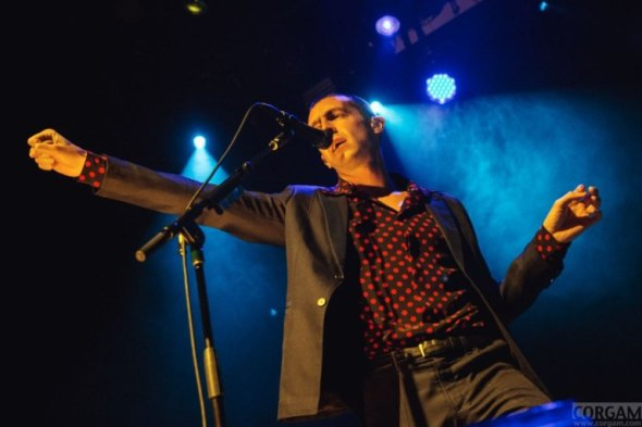 Best Live Music Acts of 2015 #15 - The Last Shadow Puppets