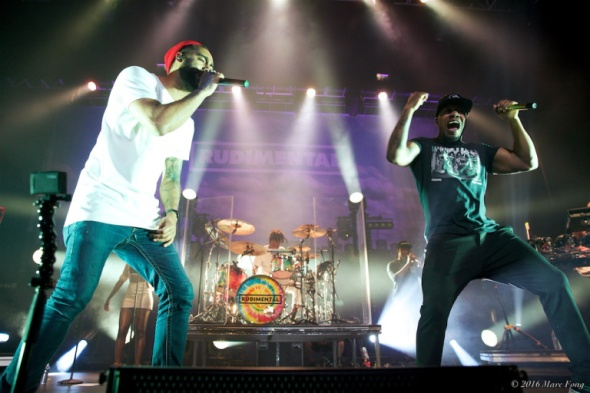 Best Live Music Acts of 2015 #18 - Rudimental