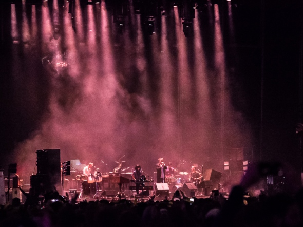 Best Live Music Acts of 2015 #2 - LCD Soundsystem