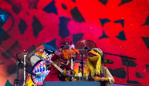 Best Live Music Acts of 2015 #20 - Dr. Teeth and The Electric Mayhem