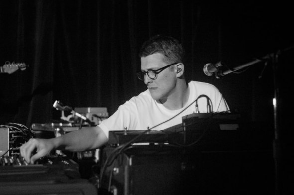 Best Live Music Acts of 2015 #22 - Floating Points