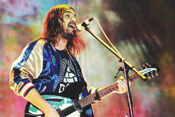 Best Live Music Acts of 2015 #9 - Tame Impala