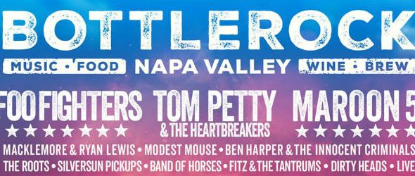 BottleRock Napa Valley - 2017 lineup