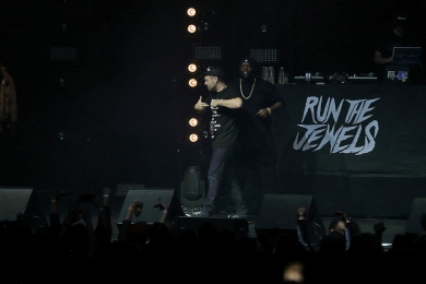 Run the Jewels at Fox Theater Oakland