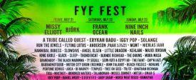 FYF Fest - 2017 lineup