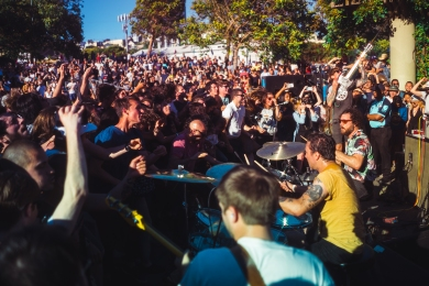 2017 Phono del Sol Music Festival - Oh Sees